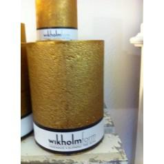 Guld kopparljus mellan