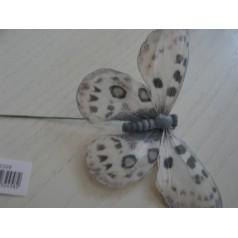 Prickig fjäril på stick