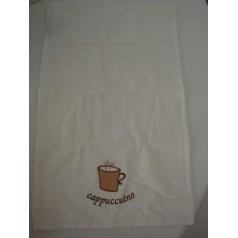 Kökshandduk cappuccino